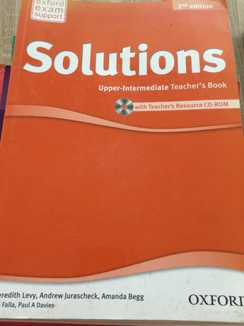 solutions 2 editions teacher's books