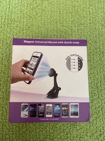 Suporte telemovel magnetico
