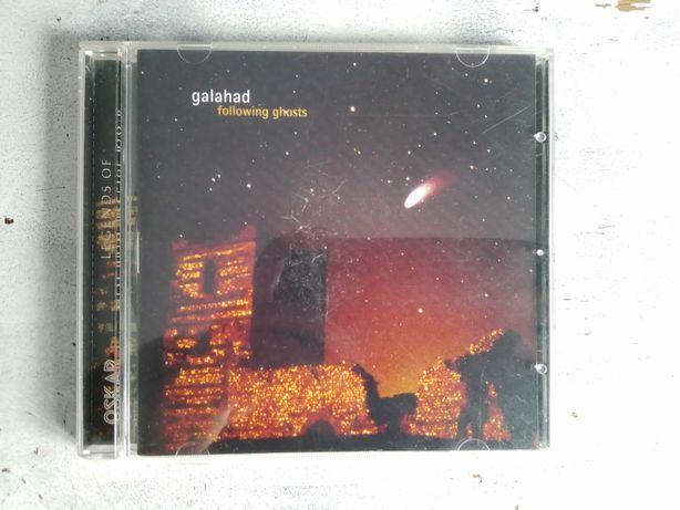 Płyta CD Galahad - Following Ghosts