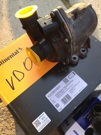 Водяна електропомпа, термостат BMW x5 e70 35і.