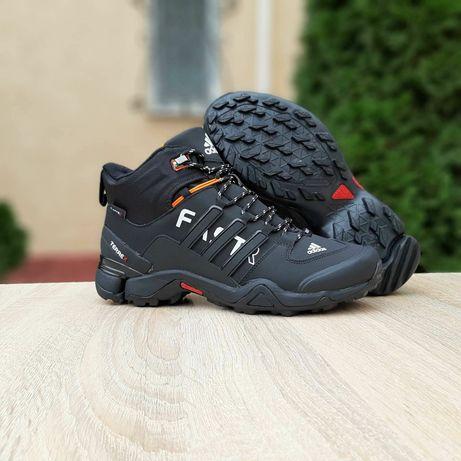 Зимние мужские кроссовки Adidas Terrex 45 размер
