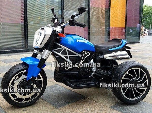 Детский мотоцикл электромобиль M4008АЛ-4, Дитячий електромобiль