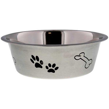 Miska dla psa ze stali nierdzewnej
