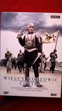 Wielcy wodzowie: Cortes (DVD)