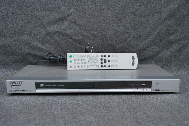 Dvd Cd Hdmi Sony DVP NS78H P
