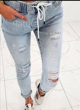 Spodnie nowe rozmiar L