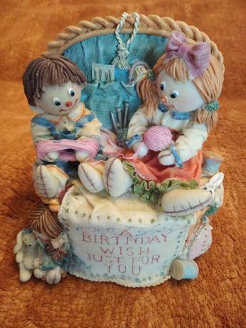 Pozytywka laleczki na urodziny dla dziecka