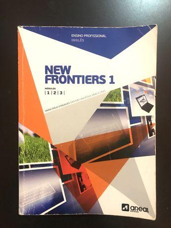 Livro de inglês - New frontiers 1