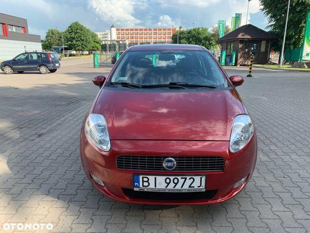 Fiat Grande Punto 1.4 SALON 73 tys.km stan BARDZO DOBRY