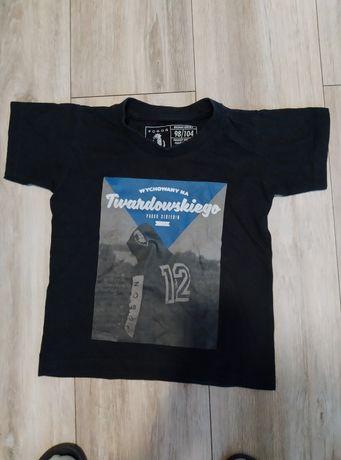T-shirt,koszulka Pogoń Szczecin Wychowamy na Twardowskiego