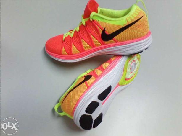 Nike flynkit lunar n.º 41 - novas e originais RUNNING
