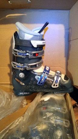 Nowe buty narciarskie Salomon