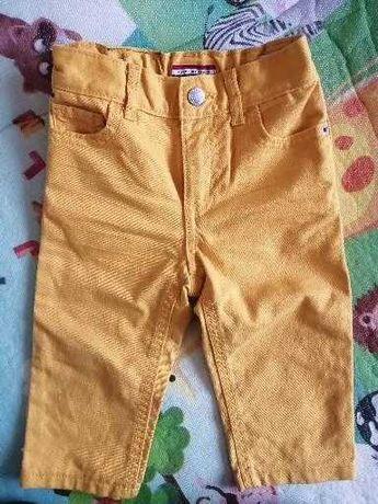 Jeansy chłopięce Tommy Hilfigher rozmiar 80