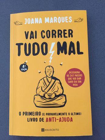 Livro cómico Joana Marques