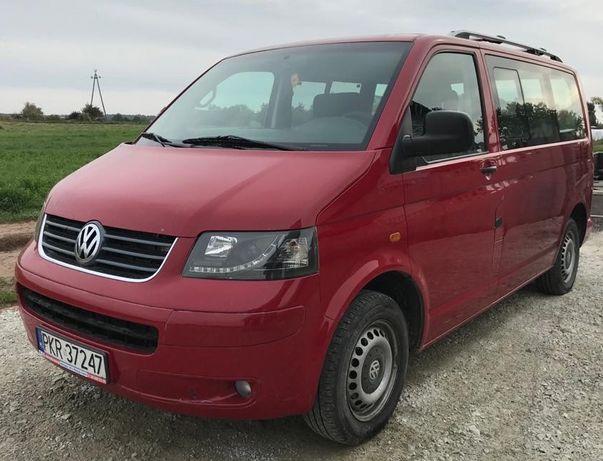 Volkswagen transporter T5 multivan 7 osobowy
