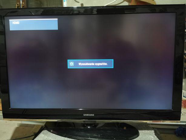 Telewizor LCD samsung 46 cali sprawny