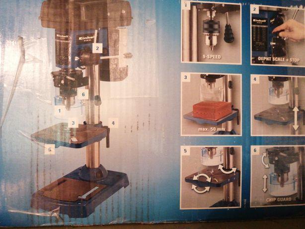Wiertarka stołowa EINHELL BT-BD501 KOLUMNOWA 500W