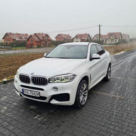 BMW X6!! F16! Salon Polska! M pakiet! Full!!