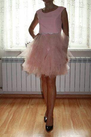 Suknia, sukienka wieczorowa, wesele, r. 36 NOWA. Przesyłka 0 zł!