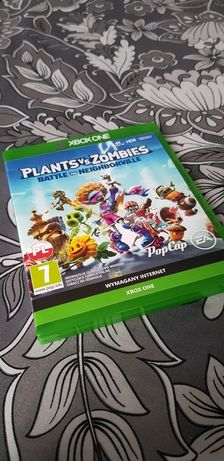 Plants VS. Zombies Battle For Neighborville 4K ULTRA HD PL na Xbox one