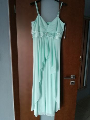 Wyprzedaż Sukienka Suknia druhna długa