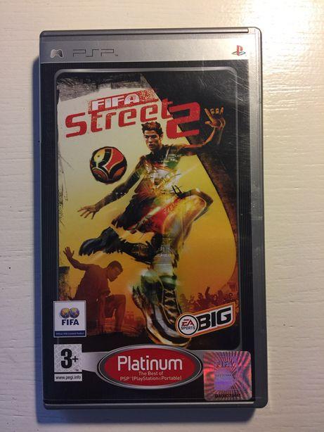 Fifa Street 2 gra do PSP