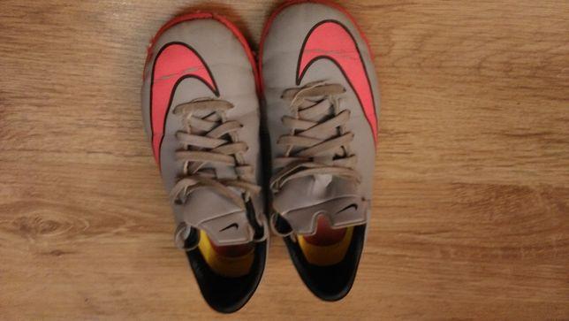 Buty Nike Mercurial, długość wkładki 18,5 cm