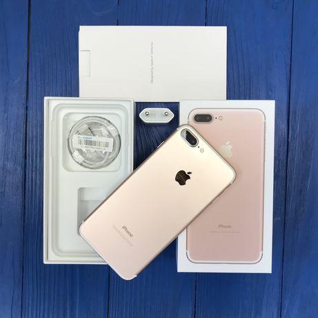 iPhone 7 Plus 32 gb neverlock в лучшем состоянии, обмен/гарантия