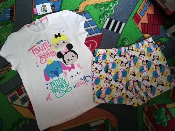 Pidżamka dla dziewczynki NOWA roz. 122-128 cm