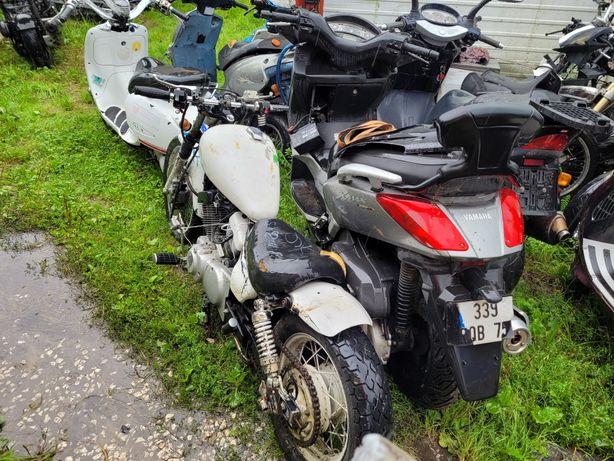 Yamaha x max x-max 125