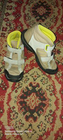 Buty chłopięce decathlon quechua 32.