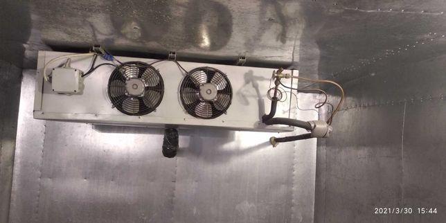 Контейнер холодильник и мясорубка