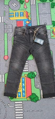Spodnie dla chlopca 110