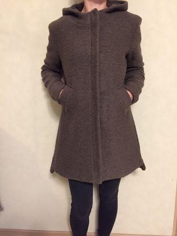 Пальто Please Италия (80% шерсть)