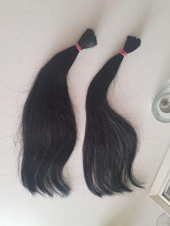 Włosy naturalne dziewicze