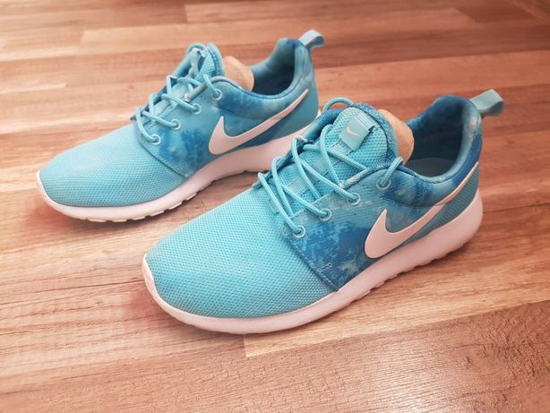 Buty NIKE ROSHE RUN PRINT WMNS 36.5 air max force 97 95 damskie 23,5cm
