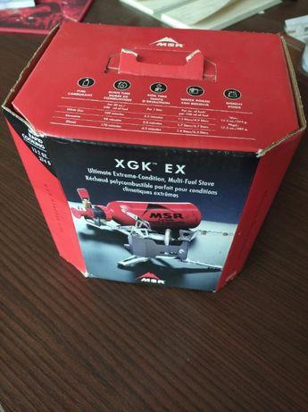 Мультитопливная горелка MSR XGK EX