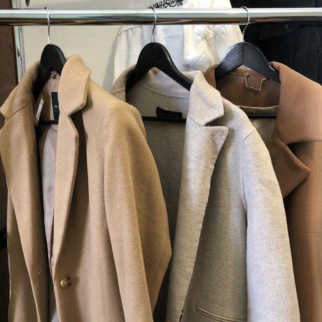 Пальто zara, new look