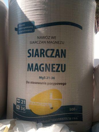 Siarczan Magnezu posypowy, siarczan magnezu MgS21-36