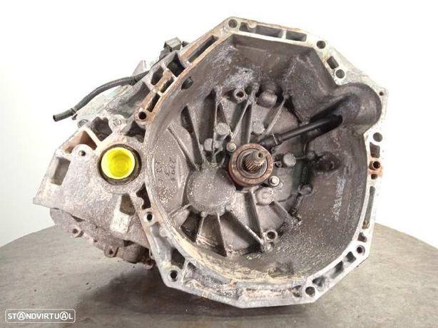 TL4125 Caixa velocidades manual NISSAN JUKE (F15) 1.5 dCi K9K 636