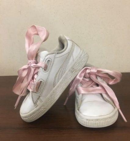 Puma basket кроссовки