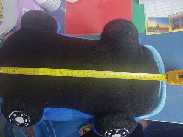 Pluszak samochodzik 36 cm