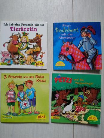 Книжечки на німецькій мові