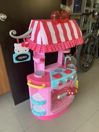 Детская кухня Хелоу Китти