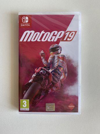 Moto GP 19 Nintendo Switch NOVO/SELADO