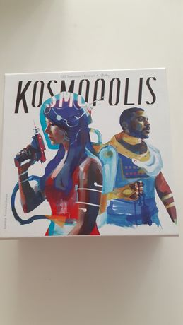 Gra rodzinna Kosmopolis