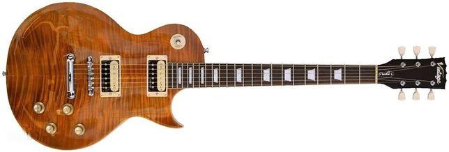 Vintage V100 Paradise AFD nowa gitara elektryczna typu LP V-100