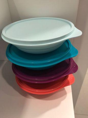 4 Tigelas / Pragelas Tupperware
