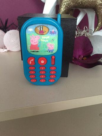 Telefon świnka peppa