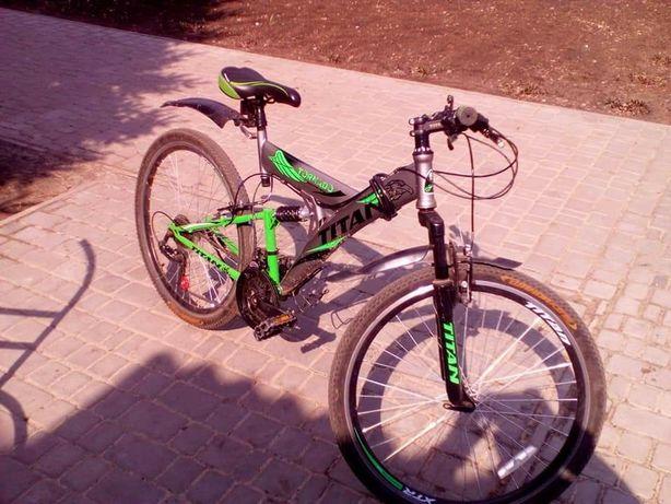 Велосипед titan tornado